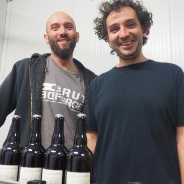 Stéphane et Ludovic - brasserie la Pigeonnelle