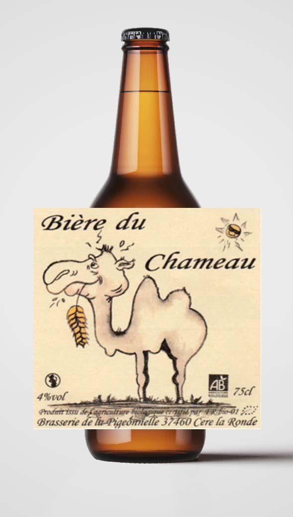 La Pigeonnelle Bière du chameau
