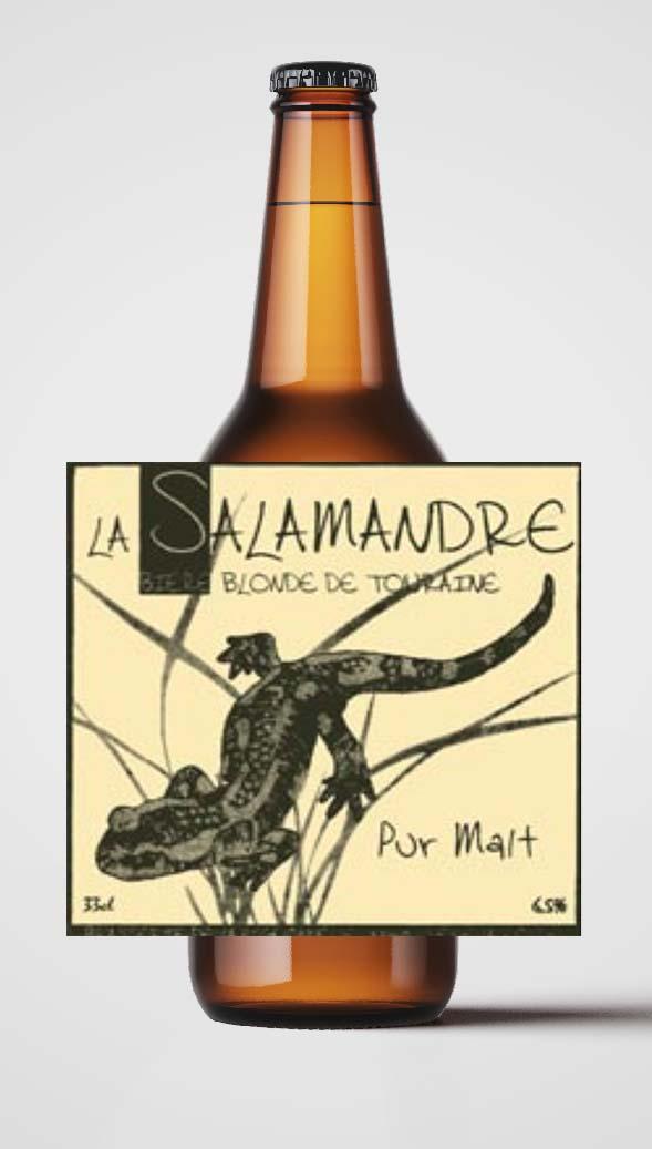 Bière La Pigeonnelle La Salamandre