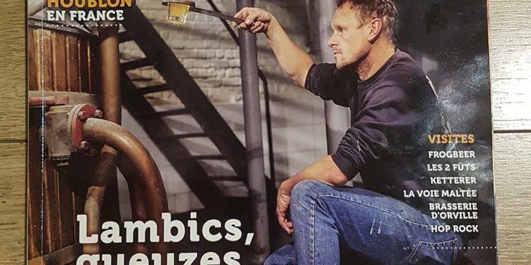 A l'affiche dans Bière Magazine