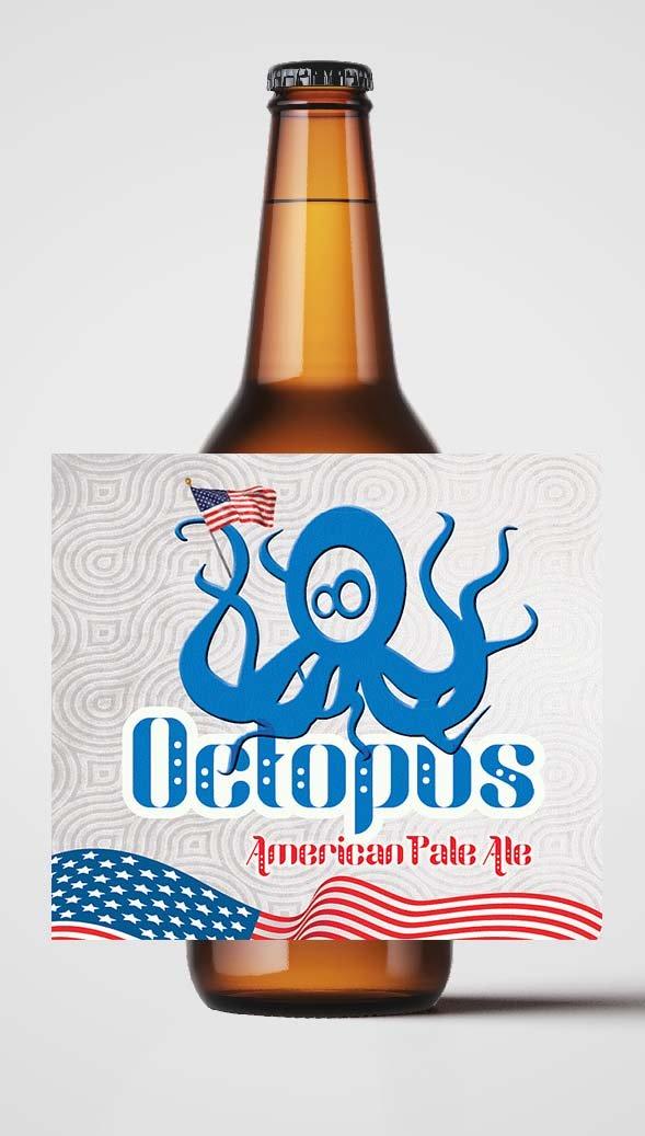 Biere Octopus American Pale Ale